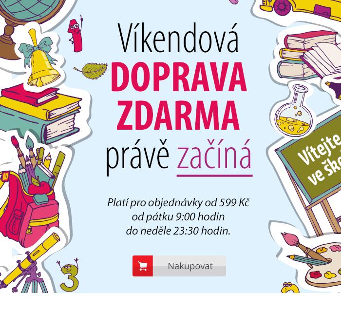 Víkendová doprava zdarma na Sevt.cz
