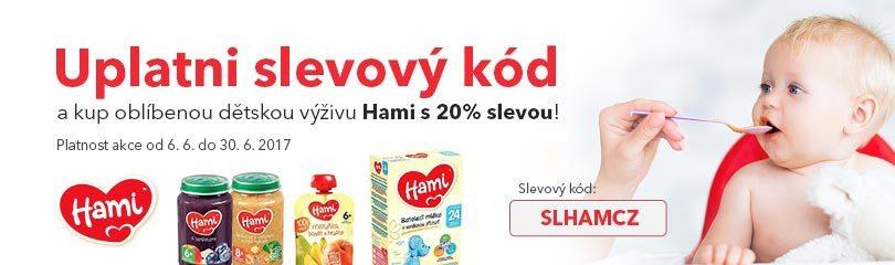 Alza sleva 20% na Hami