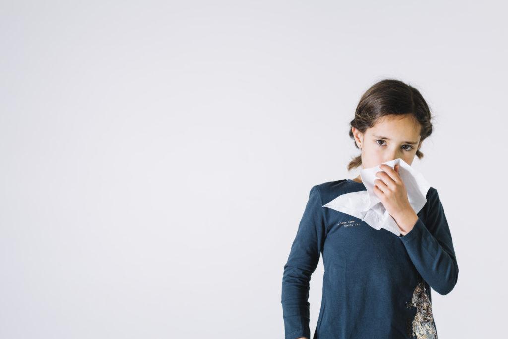 Pyl ve vzduchu? Víme, jak ulevit alergikům!