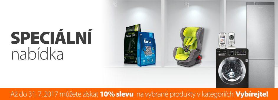 Červencová nabídka na Kasa.cz -10%
