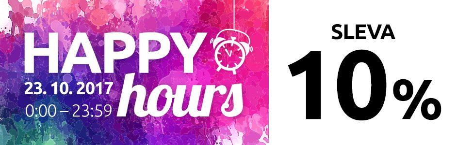 Happy hours Kasa.cz -10%