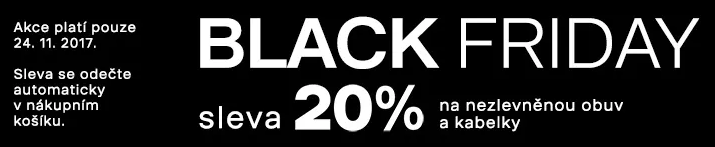74079b7d312a Black Friday sleva 20 % na obuv a kabelky v Deichmann.cz