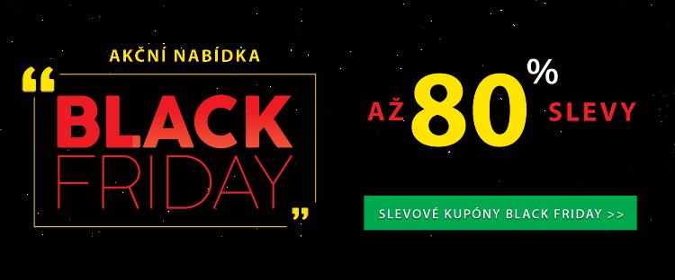 Akce a slevy - Black Friday 2017