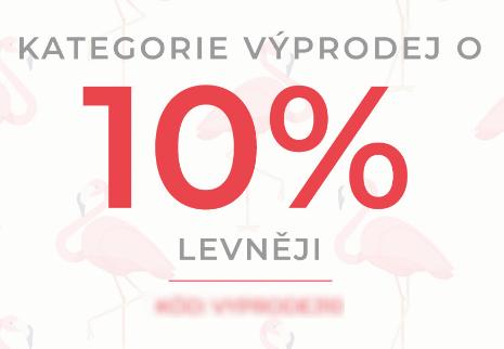 -10% na kategorii výprodej do Bolf.cz
