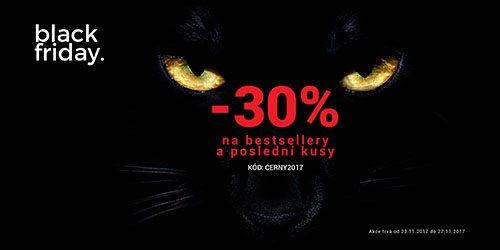 Slevový kupón -30% BLACK FRIDAY do Bolf.cz