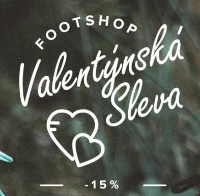 77c9c5eee Slevový kupón na slevu 15% při nákupu dvou páru bot » OnlineKupony.cz