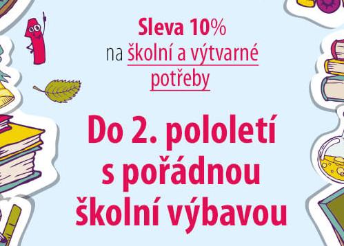 6867e1858f4 10% na školní a výtvarné potřeby v Sevt.cz » OnlineKupony.cz