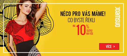Slevový kupón -10% do Answear.cz
