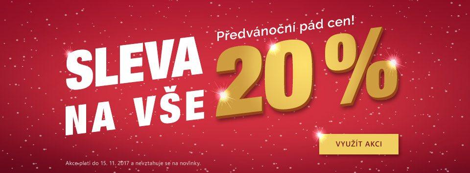 Sleva 20% + DOPRAVA ZDARMA v Astratex.cz