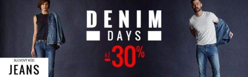 Answear sleva 30% na džíny