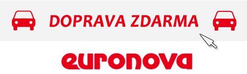Doprava zdarma do e-shopu Euronova Shop
