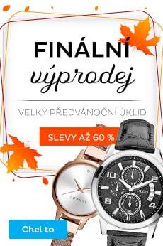 505eb42834c Výprodej - slevy až 60% na Hodinky.cz » OnlineKupony.cz