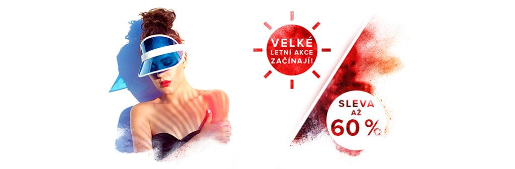 Letní výprodej -60% na Notino.cz