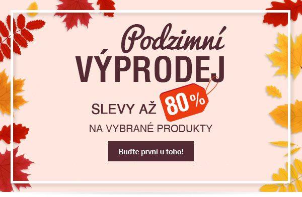 Podzimní výprodej Elnino.cz