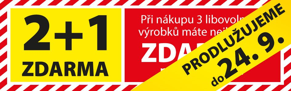 TVproducts ace 2+1 zdarma
