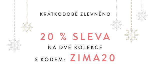 20% sleva na vybrané kolekce + DOPRAVA ZDARMA » OnlineKupony.cz 61f99d5081