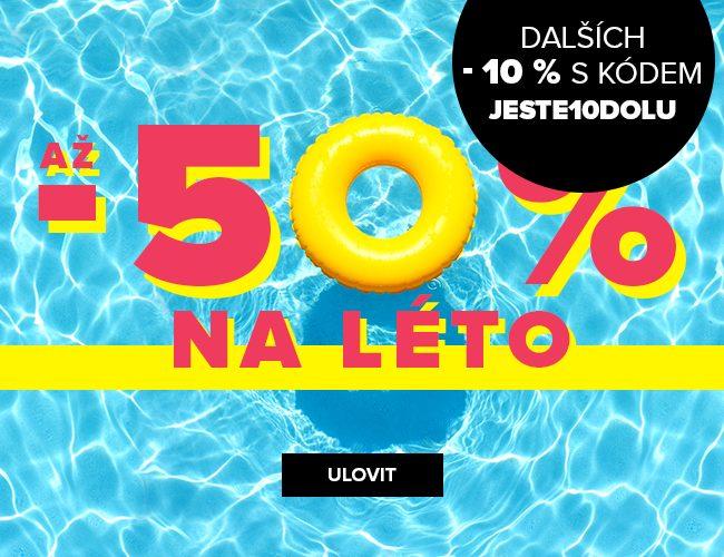 Výprodej Zoot.cz slevy až 50%