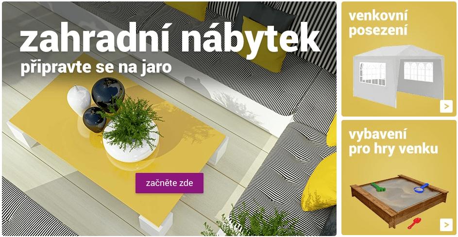 897f389bf605 Slevový kupón -515 Kč na kategorii zahradní nábytek do VidaXL.cz ...